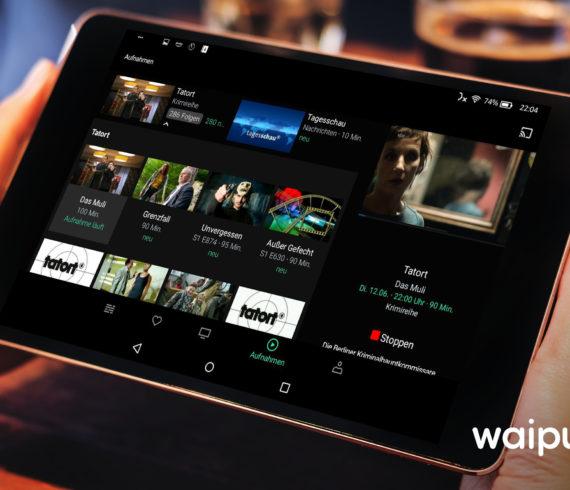 SCHNELLER JUBELN ALS DER NACHBAR: WAIPU.TV LIEFERT DIE SCHNELLSTEN TORE