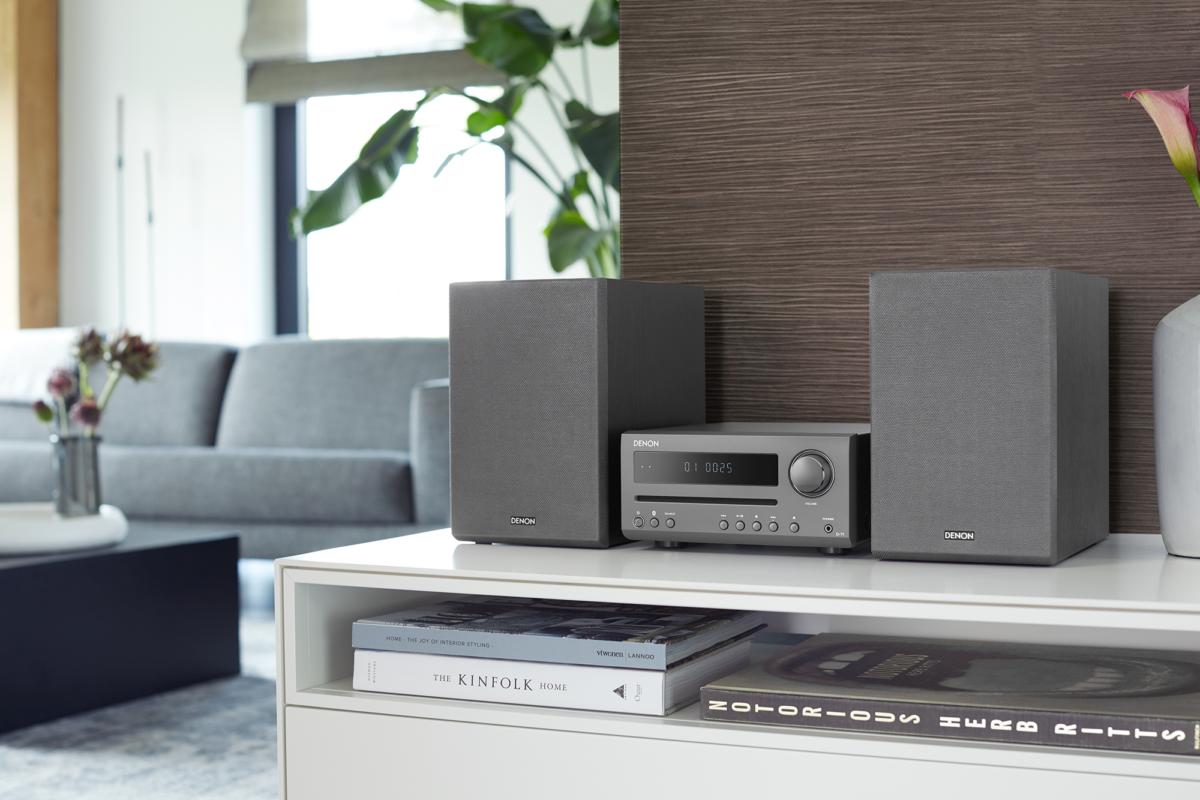 Ultra-kompaktes Hi-Fi-System D-T1, Copyright: Sound United