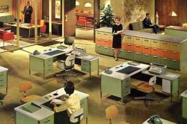 Büro-Trends im Angesicht der Zeit