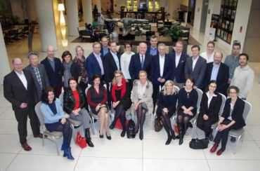 2018-EurocomWorldwide Konferenz in Dubai