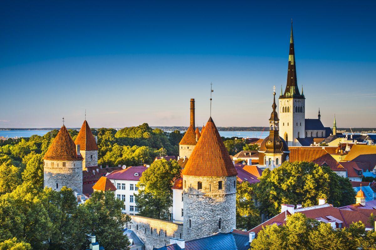 Mit airBaltic von Berlin nach Tallinn