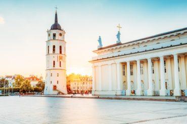 Mit airBaltic von Berlin nach Vilnius