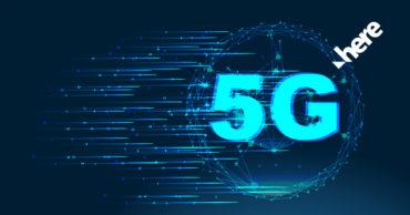 HERE und Verizon machen mit Location Intelligence, 5G und Edge Computing den Straßenverkehr sicherer. (Bildquelle: HERE)