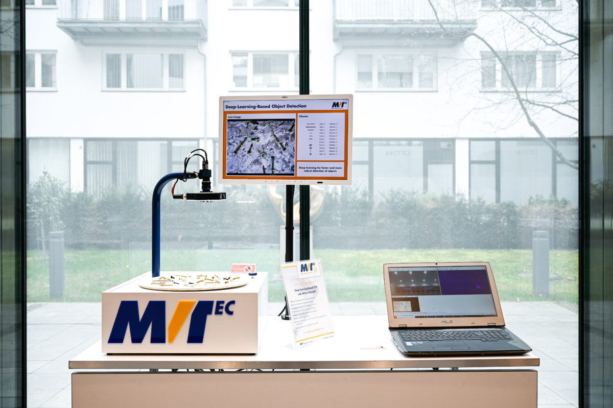MVTec Screw Demo