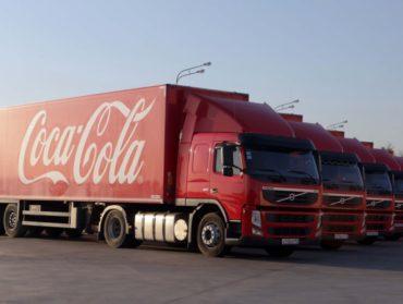 Shippeo implementiert Real-Time-Visibility-Lösung für Coca-Cola HBC (Bildquelle: Coca-Cola HBC)