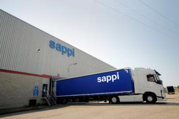 Der Papier- und Zellstoffhersteller Sappi senkt mit Shippeo seine Kosten entlang der Lieferkette, verbessert die Servicelevels und erhöht die Kundenzufriedenheit. (Bildquelle: Sappi)