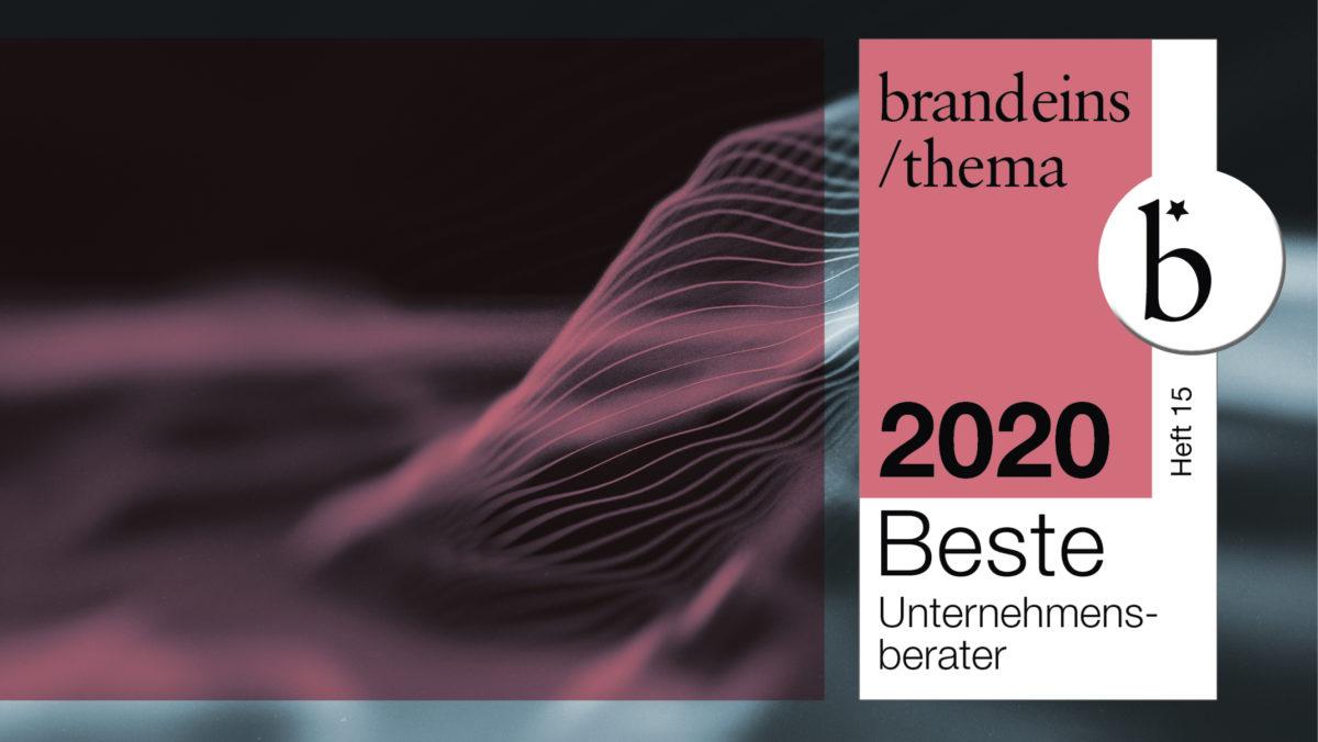 KPS: Beste Berater 2020