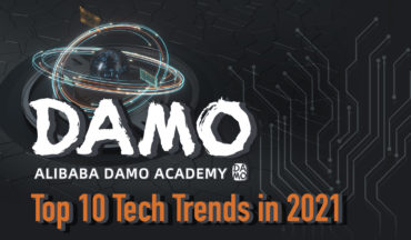 Alibaba_Damo Academy 2021 Tech Trend_Infographic_Newsroom Header