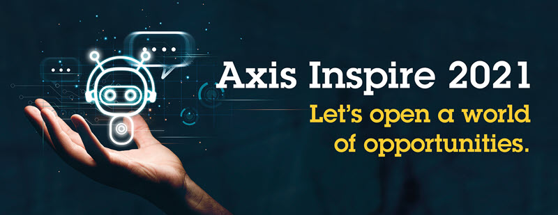 Axis Inspire 2021