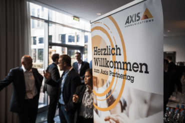 Axis Partnertag 2019, Copyright: Axis Communications