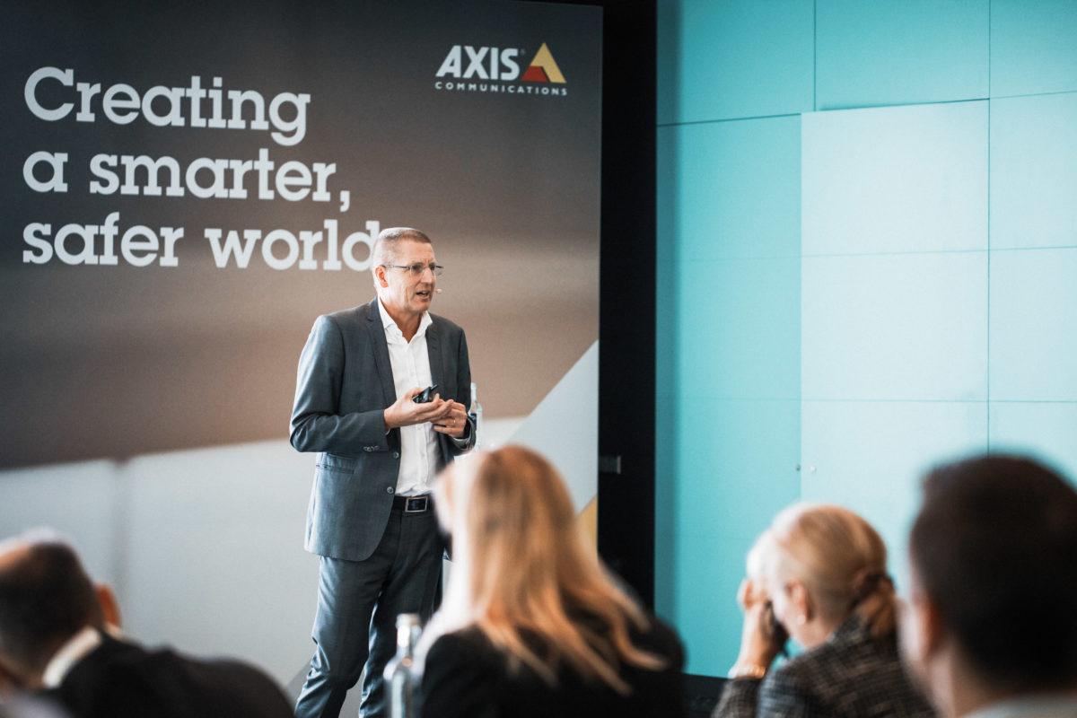 Axis Partnertag 2019