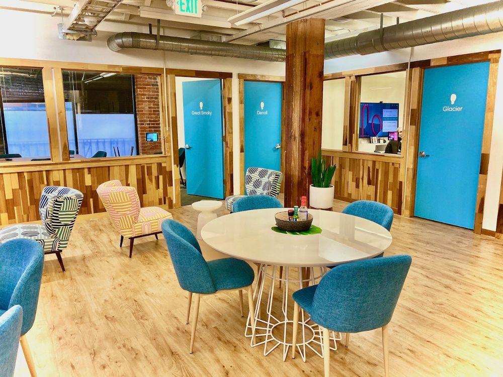 BetterUp Office San Francisco (Copyright BetterUp)