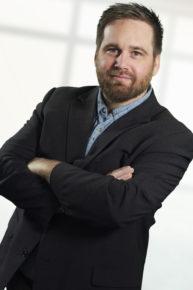 Gabiel Werner, Vice President EMEA Solutions Advisory Bildquelle: Blue Yonder