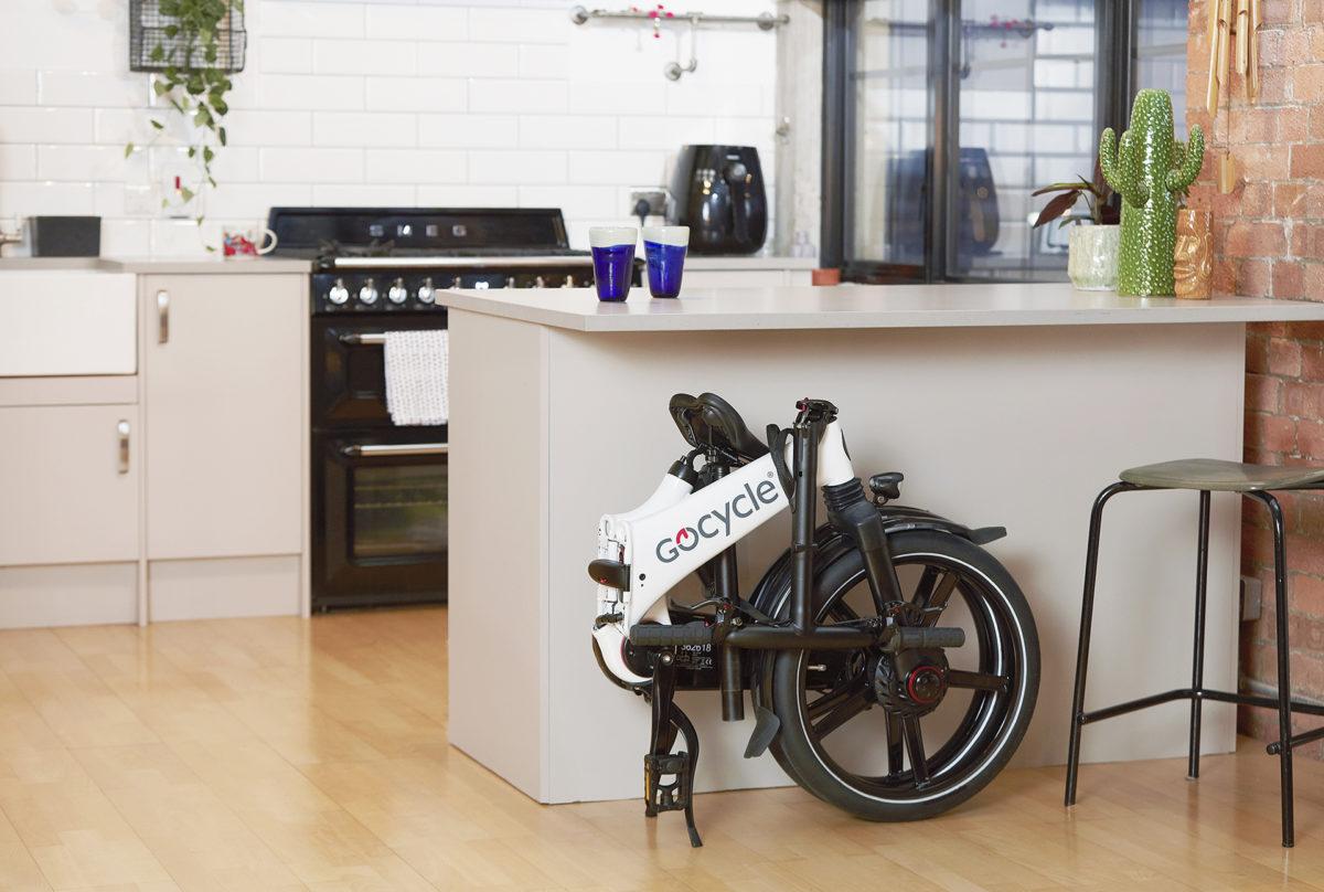Gocycle GX - Home
