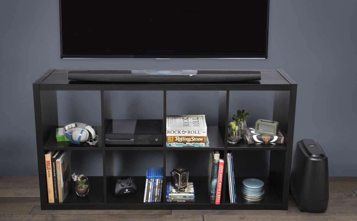 Polk Command Bar mit Subwoofer