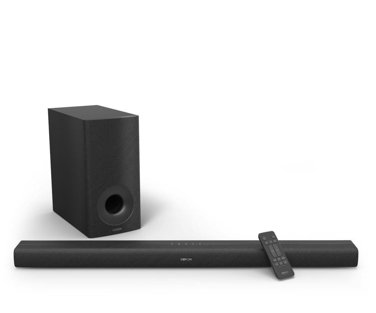 DHT-S316 - Soundbar mit Subwoofer