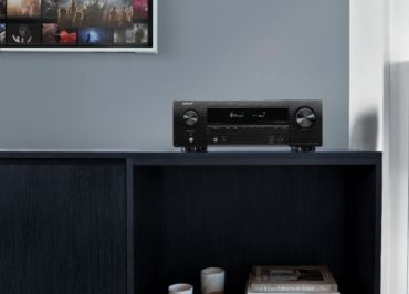 Denon AVR-X1600H DAB, Copyright: Sound United