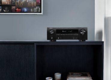 Denon AVR-X1600H DAB, Copyright: Sound United