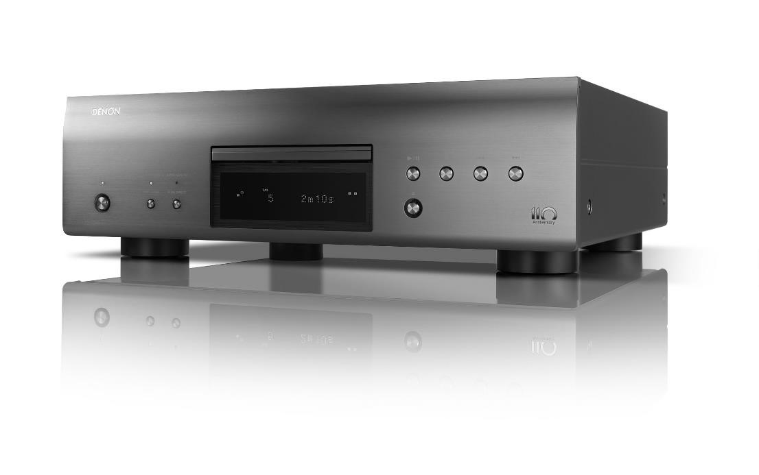 Denon DCD-A110, Copyright: Sound United