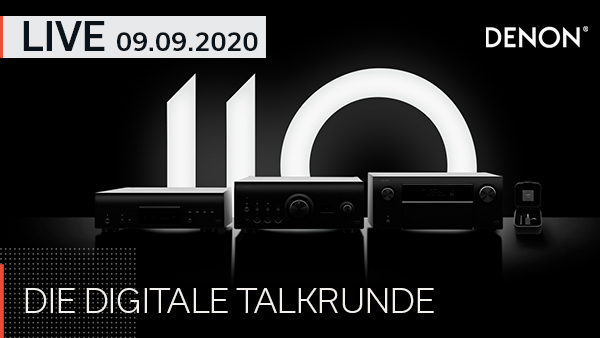 110 Jahre Denon Live Session, Copyright: Sound United