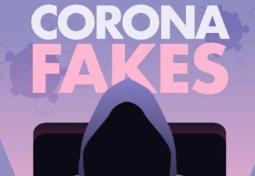 Infografik: BullGuard zeigt die zehn häufigsten Corona-Betrugsfälle im Netz