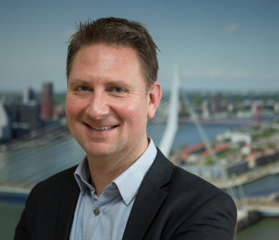 Epko van Nisselrooij verstärkt Axis Communications BV als Business Development Manager Smart Cities