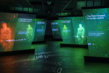 Forcepoint Cyber Experience Center in Boston (CR: Forcepoint)