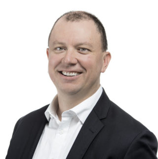James Ross, Managing Director Australia und Neuseeland bei ForgeRock