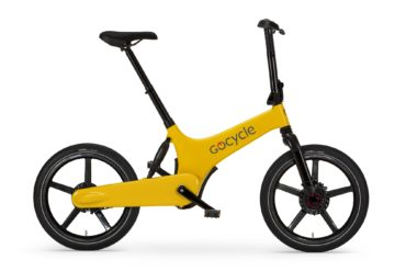 Gocycle G3+, Copyright: Gocycle