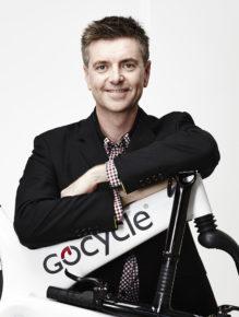 Richard Thorpe - Gründer und Designer von Gocycle