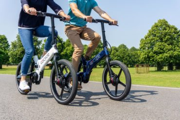 Gocycle GX, Copyright: Gocycle
