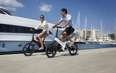 Urlaub mit Gocycle