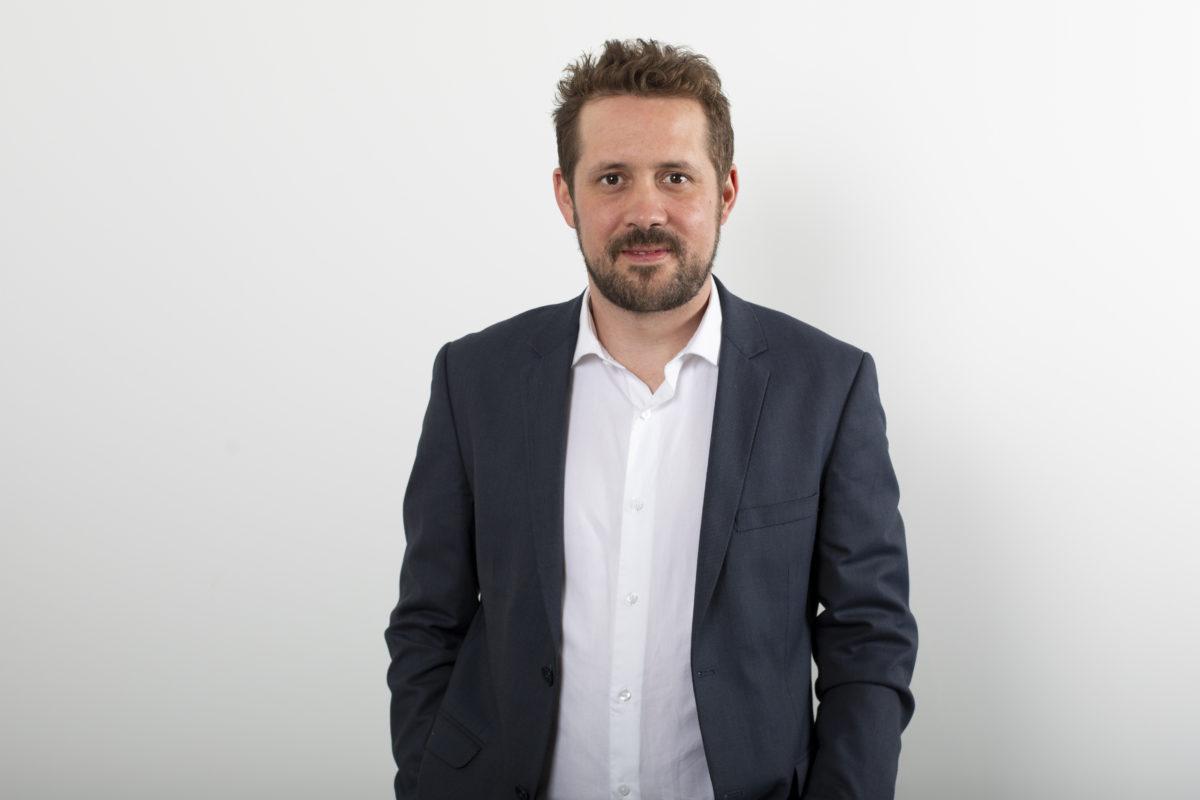 Guillaume Vassault Houlière, CEO und Mitgründer von YesWeHack (Copyright YesWeHack)