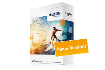 Machine Vision: MVTec HALCON 19.05