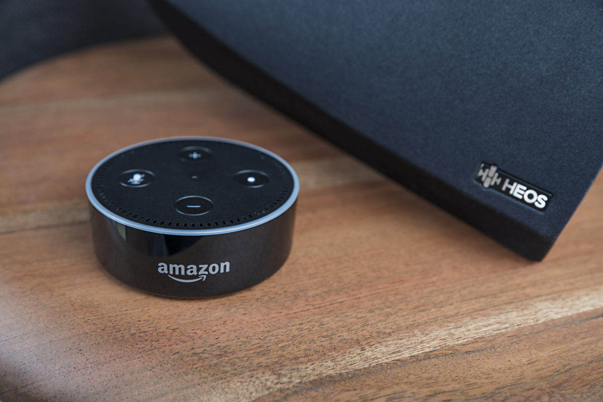 Heos 3 mit Amazon Alexa
