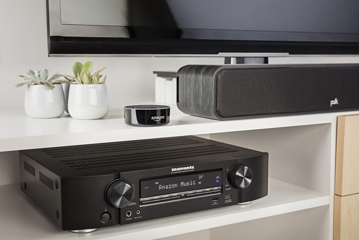 Heos by Denon, Marantz mit Amazon Alex