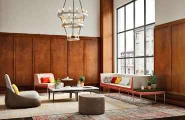 Lounge Kollektion mit Wohlfühlfaktor: Steelcase führt Umami ein