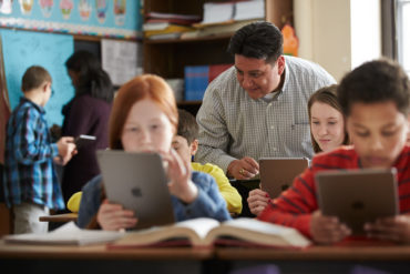 iPad management with Jamf School (Copyright Jamf Software)