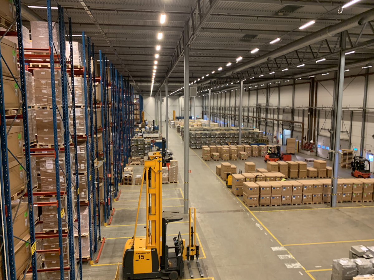 JDA Warehouse and Distribution