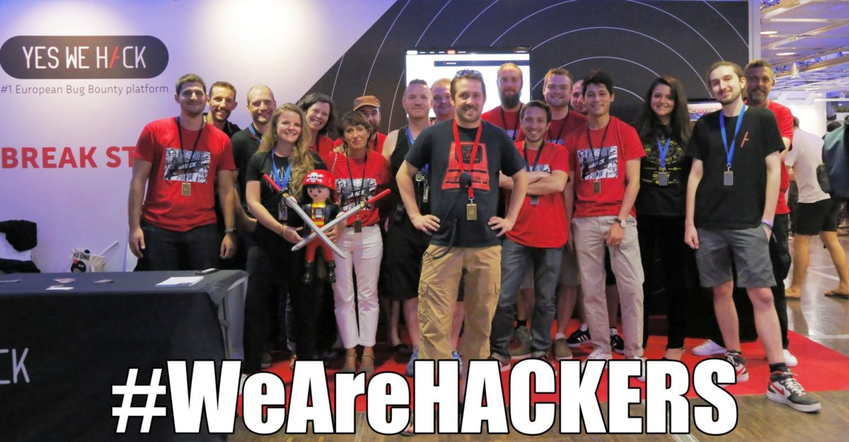 YesWeHack-Team (Copyright YesWeHack)