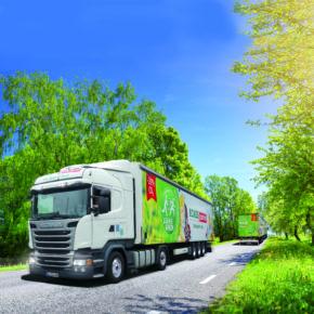 Dank verbesserter Lieferkettentransparenz durch Shippeo steigert Eckes-Granini die Effizienz und senkt den CO2-Ausstoß.