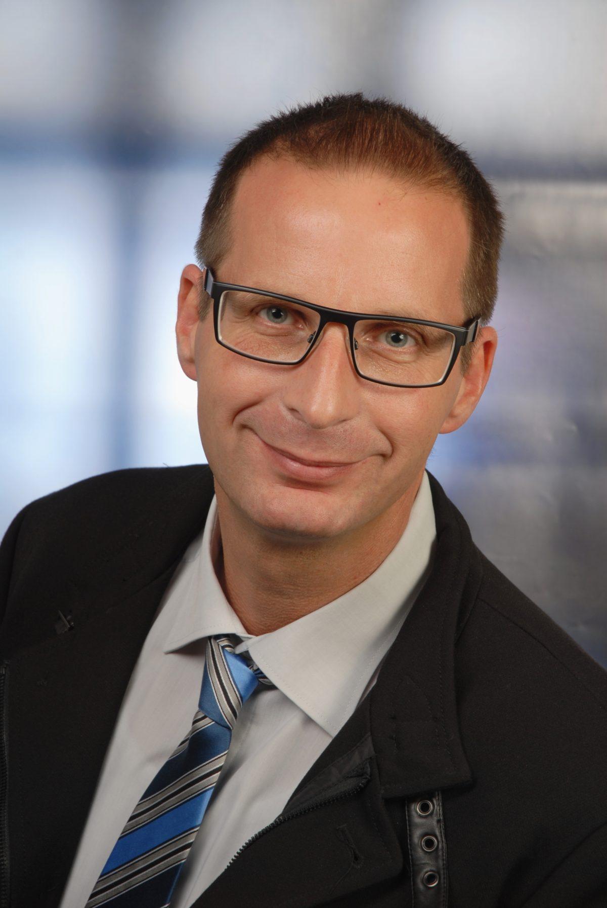 Müller Präzisionswerkzeuge Geschäftsführer Mathias Schmidt (CR: Müller Präzisionswerkzeuge)