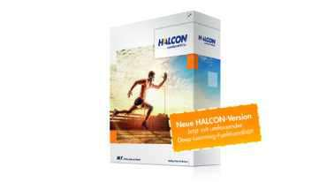 MVTec HALCON 17.12