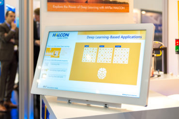 Deep Learning mit MVTec HALCON
