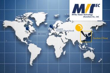 MVTec eröffnet neue Niederlassung in China