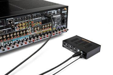Marantz VS3003 Switch, Copyright: Sound United