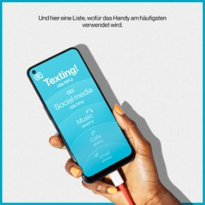 Die beliebtesten Smartphone-Aktivitäten, Copyright: OnePlus