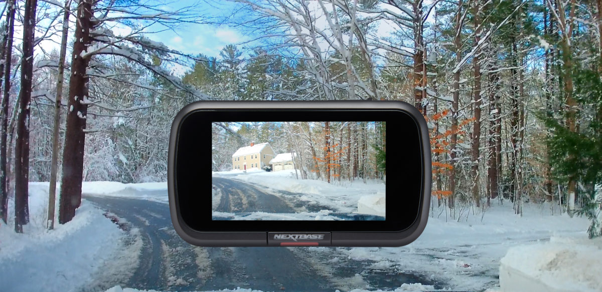 Nextbase Dashcams, Winter 2019