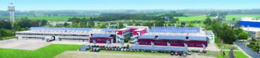 Das Produktionsgebäude der Firma Solvis (Copyright Solvis)