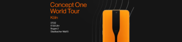 OnePlus Concept One World Tour